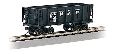 Bachmann Industries #21998 Norfolk & Western Ore Car (HO Scale Train)