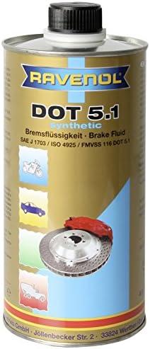 Ravenol Bremsflüssigkeit Dot 5 1 1 Liter Auto