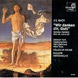 Wir danken dir, Gott (Kanten BWV 29, 119, 120)