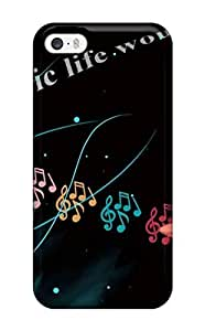 Heimie Case For Htc One M9 Cover - Retailer Packaging Musiciseverything Artistic Music Abstract Artistic Protective Case