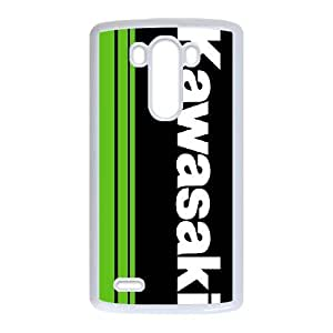 Kawasaki5 Lg G3 Cell Phone Case White WON6189218980633