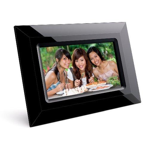 ViewSonic VFA710w-50 7-Inch Digital Photo Frame (Black)