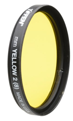 Tiffen 67mm 8 Filter (Yellow) by Tiffen