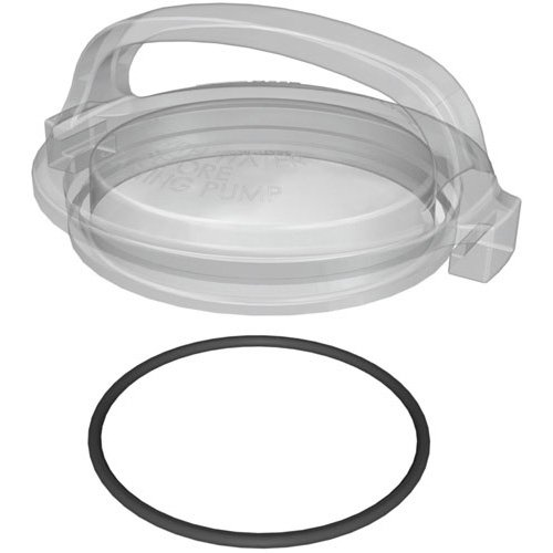 (Hayward SPX1500D2A Strainer Cover with O-ring Replacement for Select Hayward Pumps and Filters)