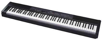 amazon com yamaha p80 88 key graded hammer effect digital piano rh uedata amazon com yamaha p80 service manual yamaha keyboard p80 manual
