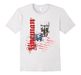 df41efea Amazon.com: American Flag Lineman Shirts Grunge Style Limited ...