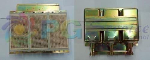 DeLonghi Panel quemador 3 placas estufa a gas bombona IR3010 ...