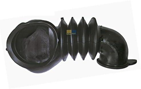 Manguera de aspiración Fuelle goma lavadora como Miele 1221391 ...