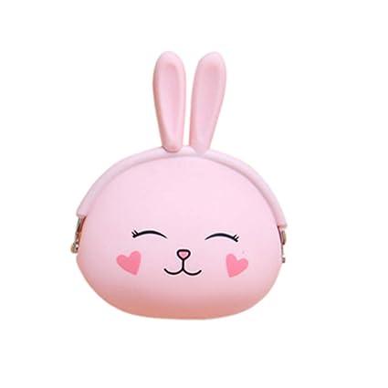 Amazon.com: Transer Cute Cartoon Bunny Silicone