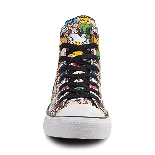 Converse by Looney Tunes Tasmanian Devil Taz Lo Top Men's Sneaker Looney Tunes 9465 latest collections for sale discount sale 7Hwr7Yuu