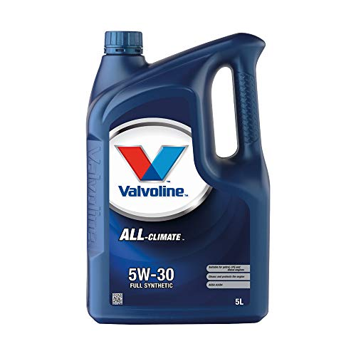 VALVOLINE Engine Oil Engine Engine Oil Engine Oil Engine Oil Petrol Diesel LPG All Climate 5W-30 5L: