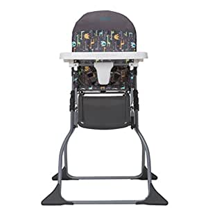 Amazon Com Cosco Simple Fold High Chair Sets Up In