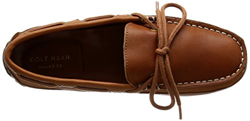 Cole Haan Boys' Grant Driver BRIT TAN BUR LEA-K, British, 5.5 M US Toddler by Cole Haan (Image #8)