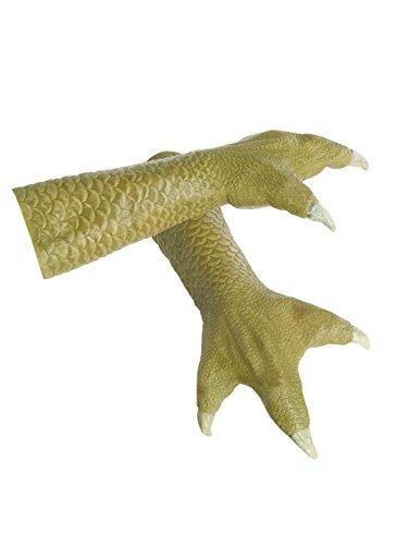 Star Wars Bossk Hands Latex Glove, Green, One Size -