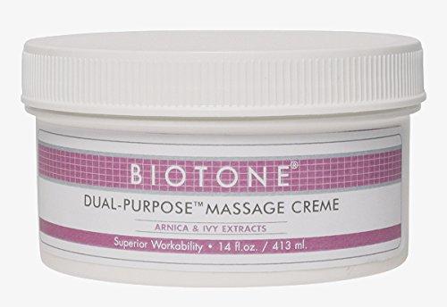 Biotone Dual Purpose Massage Creame 14 oz. - Model 568003 ()