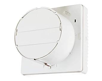 Ventana Ventilador 180 mm, con cierre eléctrico, para la propiedad de O Canalizado: Amazon.es: Iluminación