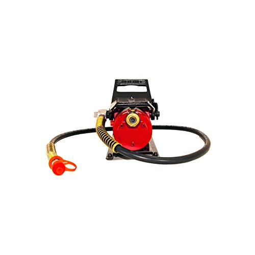 Hydraulic Puller Philippines : Ton air hydraulic foot pump w hose for auto body