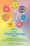The Chakra Energy Cards, Walter Lubeck, 0914955721
