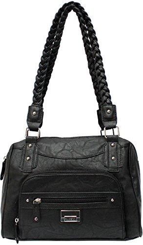 rosetti-express-lane-satchel-black