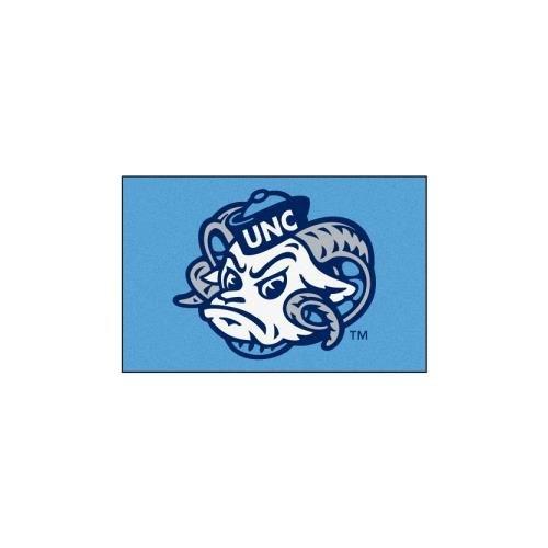 """Fan Mats UNC North Carolina-Chapel Hill Rug, 46"""" x 72"""""""