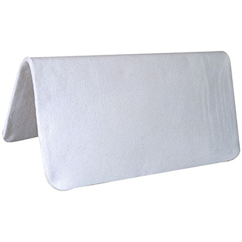 Synthetic Wool Felt (Mustang Square Synthetic Wool Pad Liner)