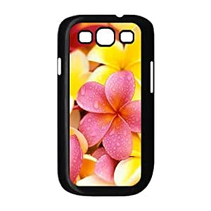 Red Hawaii Flower Brand New Cover Case for Samsung Galaxy S3 I9300,diy case cover ygtg605837 by icecream design