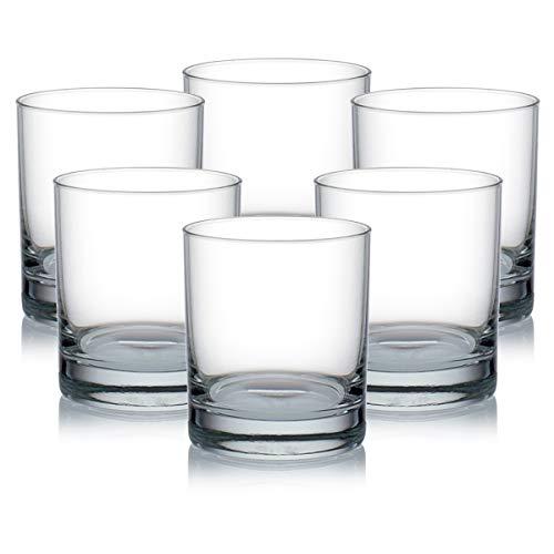 Ocean Glass   Set of 6, Clear, 245ml