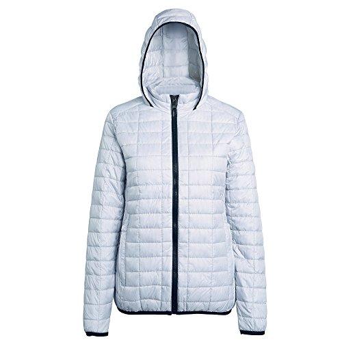 de abeja blanco 2786 de capucha blanca 000 chaqueta hombre con de nido Chaqueta wZZTABqt