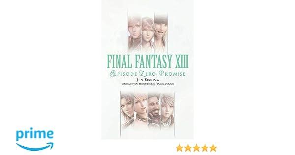 Final Fantasy XIII: Episode Zero: Promise: Jun Eishima, Motomu