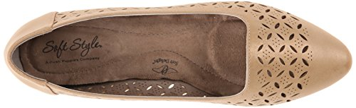Soft Style by Hush Puppies Dana Femmes US 8 Doré Mocassin
