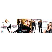 The Complete Covert Affairs DVD Collection: All Series 1, 2, 3, 4, and 5 + Special features: Deleted scenes, Sight Unseen: A Covert Affairs Prequel