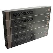 Nestle Nespresso Nespresso OriginalLine Capsules: Roma, 50 Capsules - ''NOT compatible with Vertuoline''