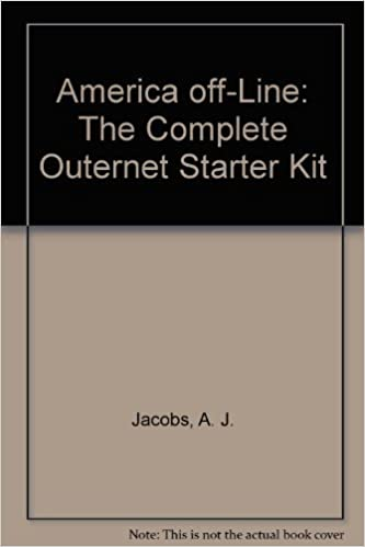 Buy America off-Line: The Complete Outernet Starter Kit Book