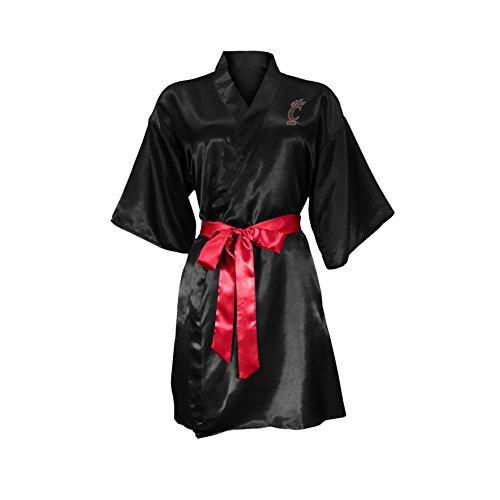 - NCAA Washington  Huskies Satin Kimono, Large/XL