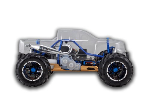 Redcat Racing Rampage MT PRO V3 Gas Truck