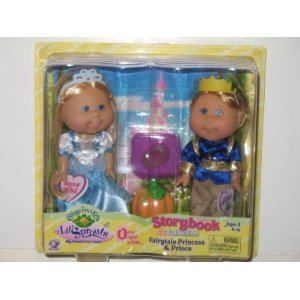 Amazon. Com: cabbage patch kids lil' sprouts storybook collection.