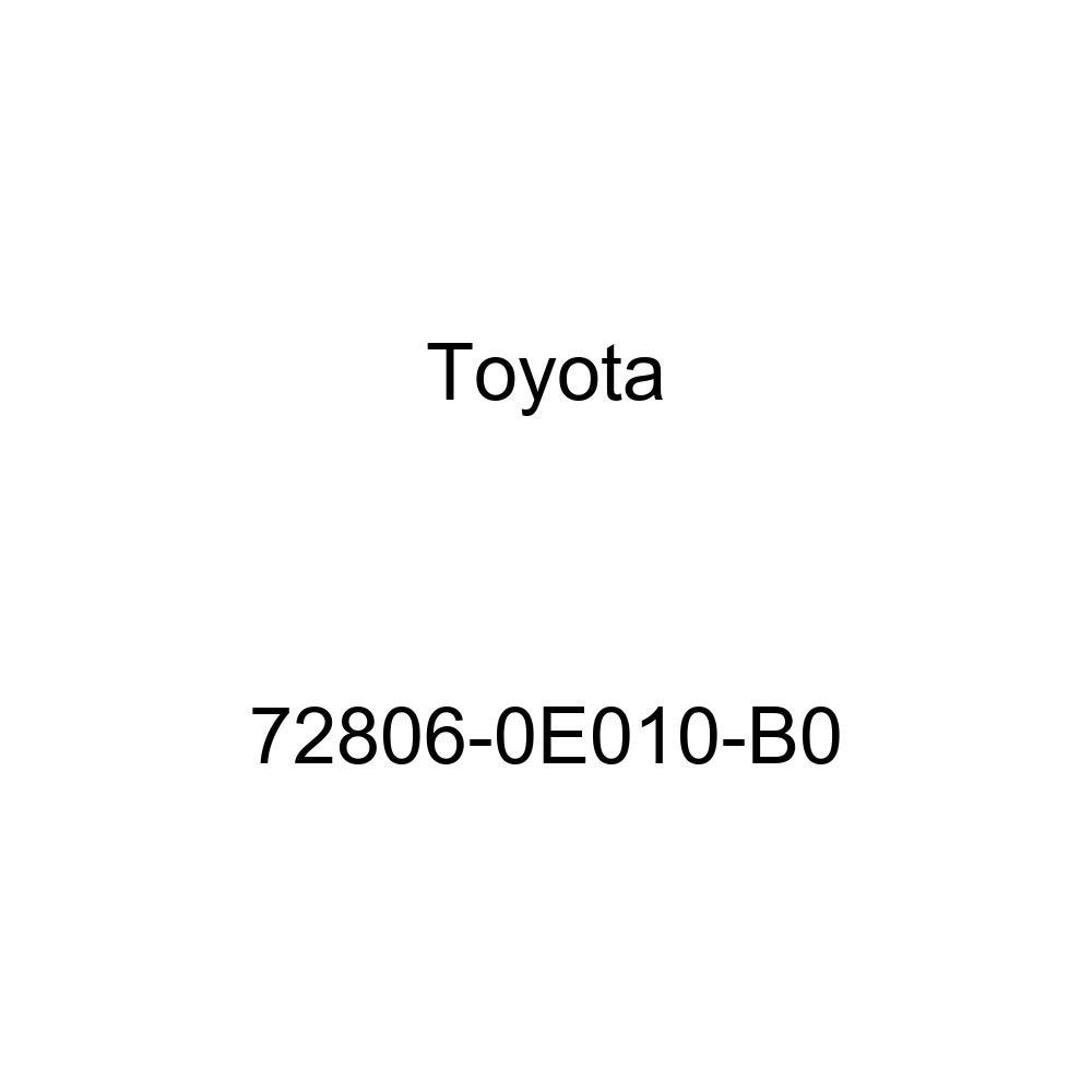 TOYOTA 72806-0E010-B0 Armrest Cup Holder