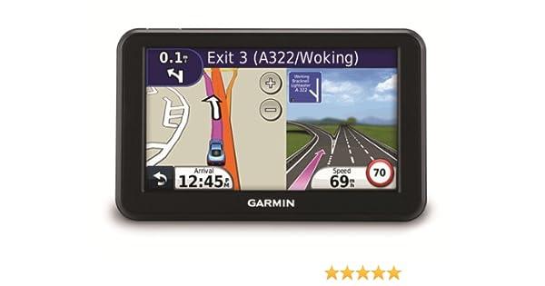 Garmin nüvi 50LM - Navegador GPS para coches de 5