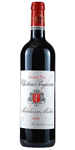 2010 Château Poujeaux Moulis-en-Medoc Bordeaux Red