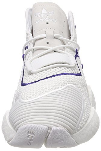 Hommes Basket Adidas chaussures ball Byw 0 Pour Crazy Blancs Chaussures De Violet waxOxgq0I