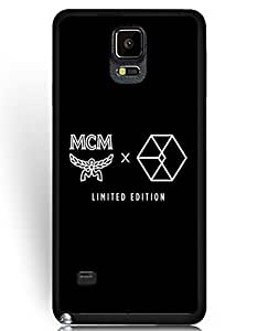 SkinMethods-Fundas Case MCM Logo for Samsung Galaxy Note 4 Defender Fundas Caso para Galaxy Note 4 Cool