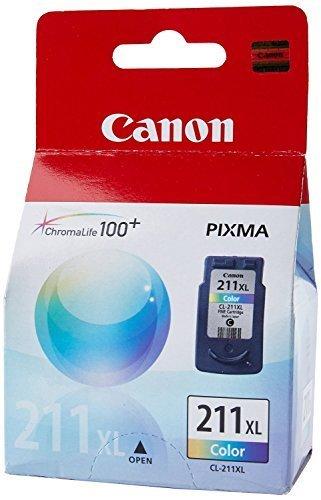 Canon CL-211 XL Cartridge (2, Color)