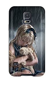 High Impact Dirt/shock Proof Case Cover For Galaxy S5 (artistic Abstract Artistic)
