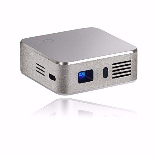 Mini projector elegiant portable pico dlp video projector for Mini projector for presentations