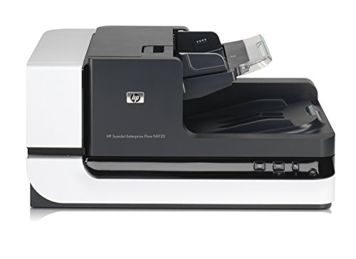 HP ScanJet Enterprise Flow N9120 Flatbed OCR Scanner (Renewed)