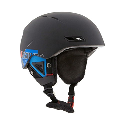 Quiksilver Men's Buena Vista M KVK Ski and Snowboard-Helm, grau, Größe 61