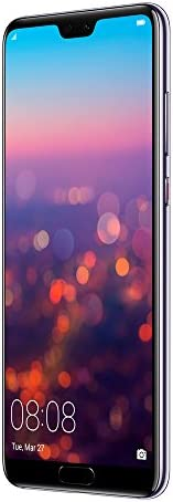 Huawei P20 Pro (CLT-L29) 6GB / 128GB 6.1-inches LTE Dual SIM Factory Unlocked - International Stock No Warranty (Twilight)