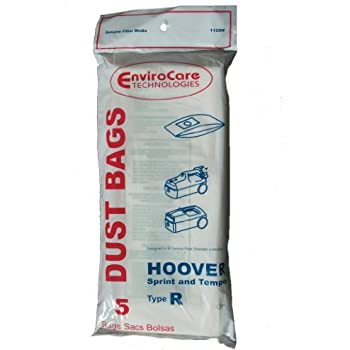 Amazon.com - EnviroCare Replacement Vacuum Bags for Hoover ...