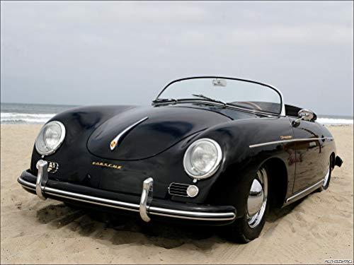 (Innerwallz Porsche 356A 1500 Speedster 1955 Cars Wall Art, Pop Art, Poster, Art Prints   Rare Posters)