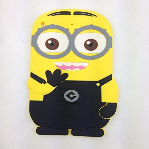 Despicable Me Dog - iPad Mini Case,Phenix-Color 3D Cute Soft